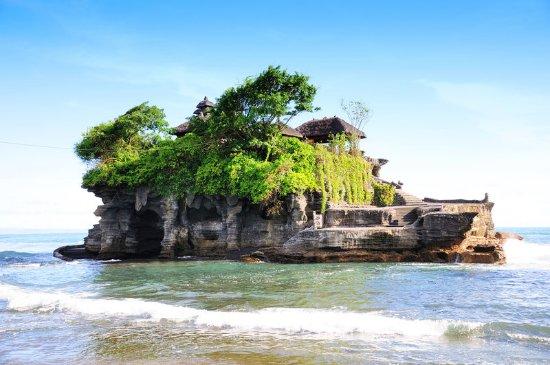 The St. Regis Bali Resort: The Iconic Tanah Lot Temple