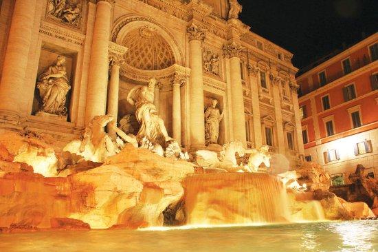 The Westin Excelsior, Rome: Fontana di Trevi