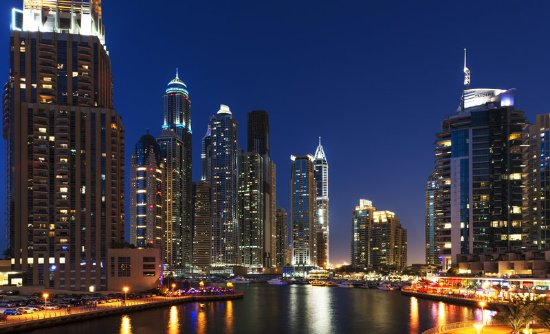 Le Meridien Mina Seyahi Beach Resort and Marina: Dubai Marina