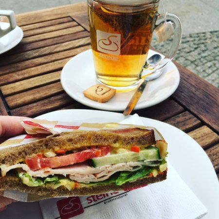 mr sandwich berlin
