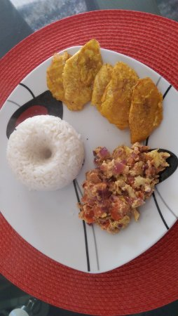 rica la comida dominicana サント ドミンゴ zona colonialの写真