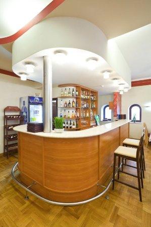 Bar in Hotel Hetman