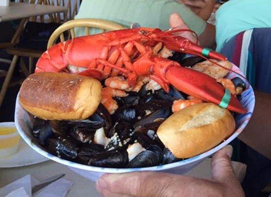 Scarborough, ME: Big enough to share...