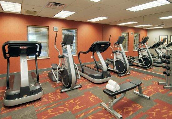 Residence Inn Princeton at Carnegie Center: Fitness Center