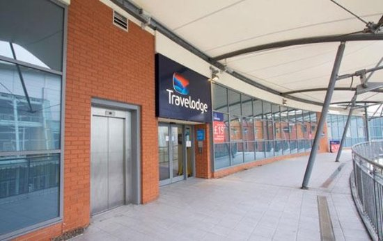Travelodge Birmingham Central Broadway Plaza Hotel: Exterior