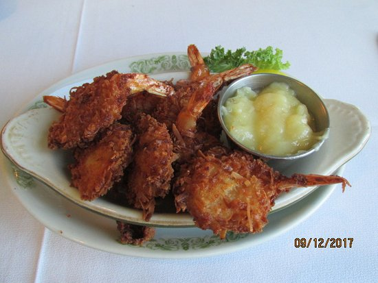 Shrimp picture of town and country motor inn restaurant for Town and country motor lodge gorham nh
