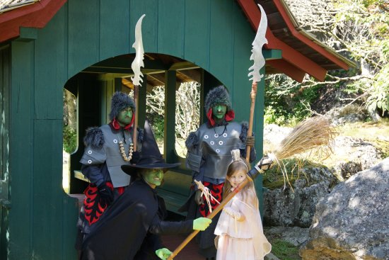 Beech Mountain, NC: Good family fun at The Land of Oz