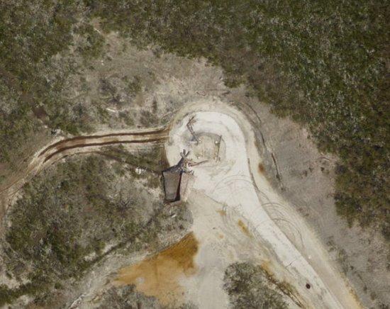 Sugarloaf, ฟลอริด้า: Bat tower destroyed