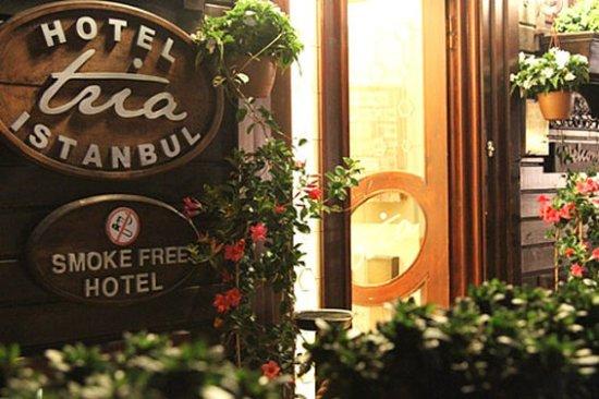 Tria Hotel Istanbul: Exterior