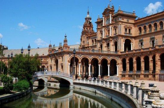 Visita al Alcázar, la catedral, el barrio de Santa Cruz, la plaza de...