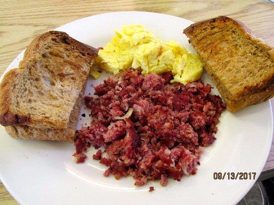 Bethel, Μέιν: Breakfast