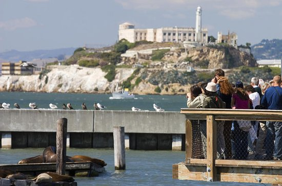 3-for-1 Pass: Alcatraz, The San...