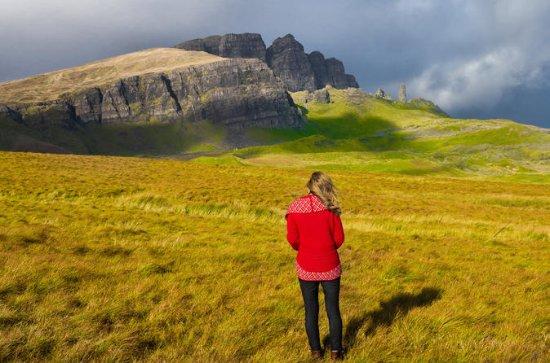 3-dagers budsjett Isle of Skye og...