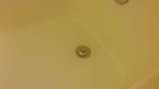 Lonoke, AR: First room, water still in tub.