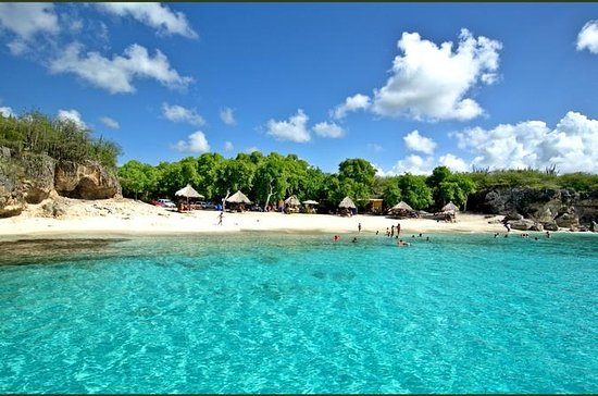 Curacao Beach og Hato Caves Tour