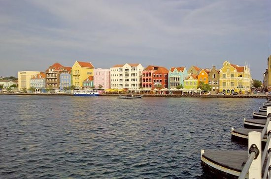 Curacao Island och Sea Aquarium Tour