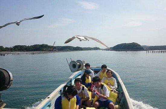 2日間の奥松島釣り体験:東京からの片道鉄道乗車…