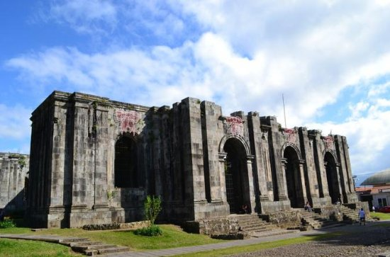 Full-day Cartago Ruins, Irazú Volcano...