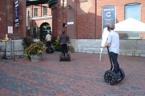 1-Hour Distillery History District by Segway