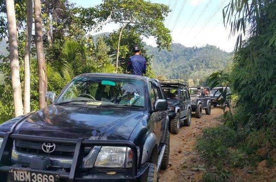 Full-Day Kuala Lumpur 4WD Rainforest ...