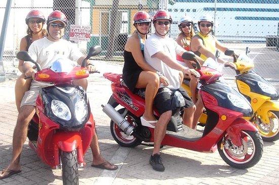 Scooter or ATV Tour of Nassau