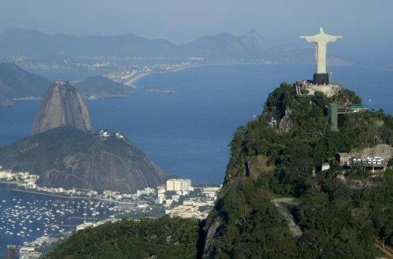 Christ Redeemer and Selaron Steps Plus Optional Sugarloaf Trip