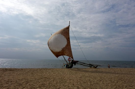 Traditionele vissersdorp privé ...