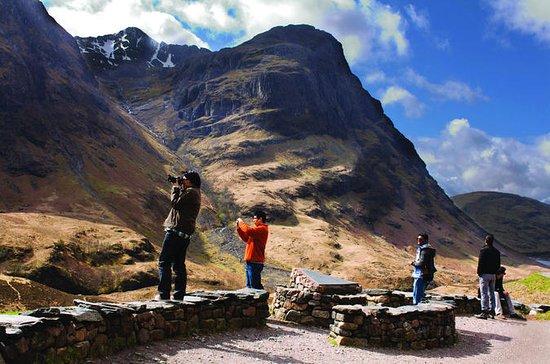 尼斯湖,格伦科和爱丁堡的高地小团旅游(普通话)