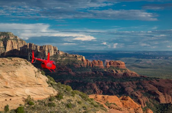 Dust Devil Helicopter Tour from Sedona