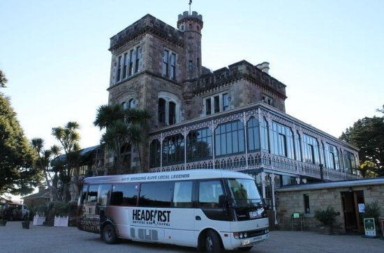 Larnach Castle & Gardens Tour from...