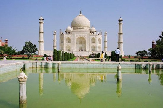 Taj Mahal and Agra Private Day-Tour...