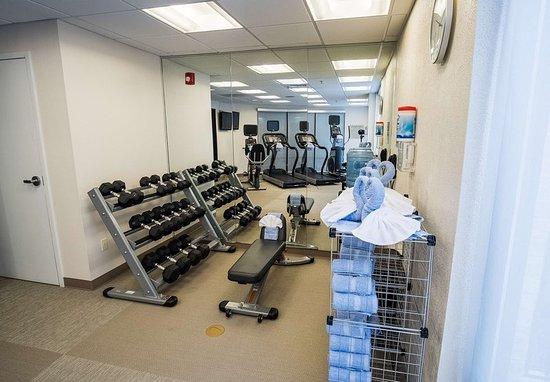 SpringHill Suites Winston-Salem Hanes Mall: Fitness Center