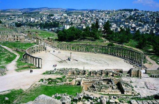 Private Tour von Ajlun und Jerash