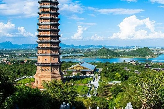 Group Full day Tam Coc Tours Visiting...