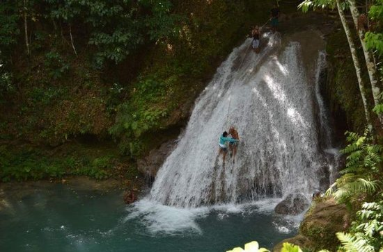 Blue Hole Day Trip from Negril