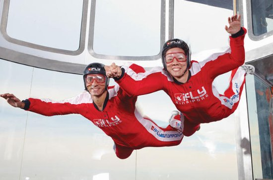 First Timer Challenge Package - iFly...