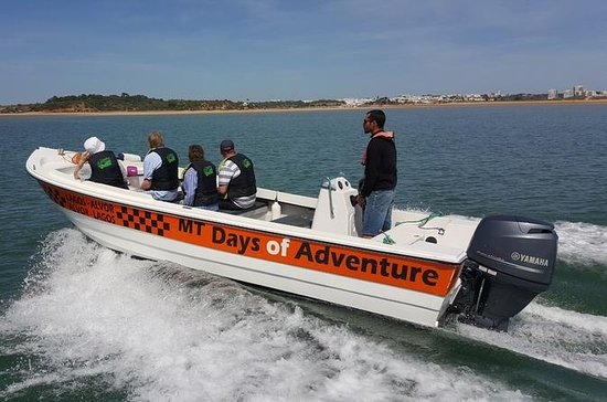 Water Taxi from Lagos Marina to Alvor
