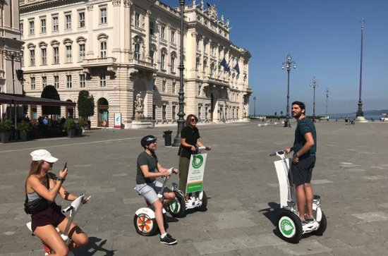 Tour of Trieste - Digital Guide