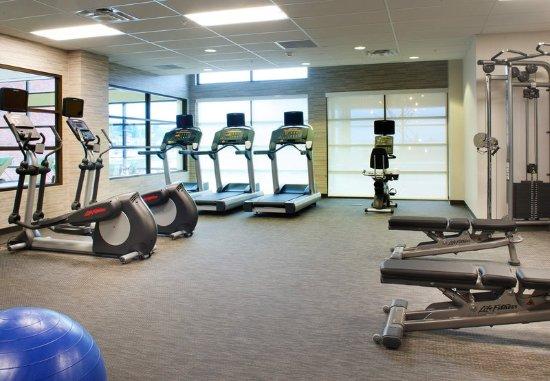 Everett, WA: Fitness Center