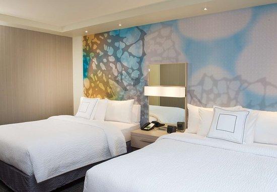 Everett, WA: Queen/Queen Guest Room