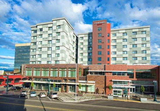 Everett, WA: Exterior