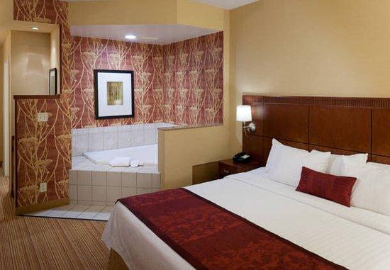 Bristol, VA: King Whirlpool Guest Room