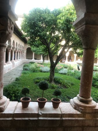 Photo of The Cloisters in New York, NY, US