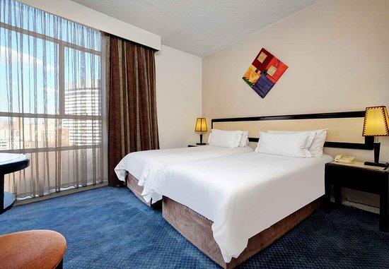 Braamfontein, แอฟริกาใต้: Twin/Twin Suite