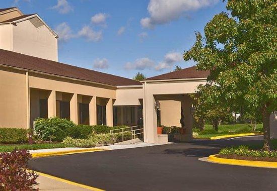 Greenbelt, MD: Entrance