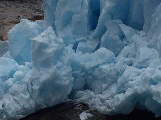 Sogndal Municipality, Norveç: Ice !