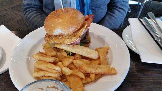 Box Hill, Australia: Burger
