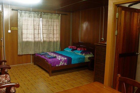 Bau, Malásia: Motel