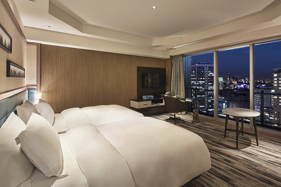 The Prince Park Tower Tokyo: Pnoramic Twin Room