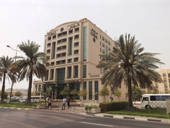 Coral Dubai Deira Hotel Photo